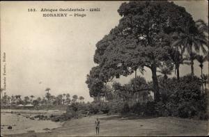 Ak Conakry Konakry Guinea, Plage