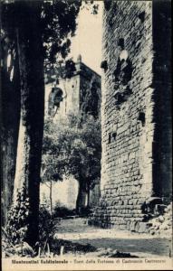 Ak Valdinievole Montecatini, Torri della Fortezza di Castruccio Castracani