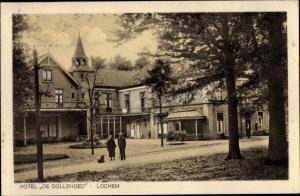 Ak Lochem Gelderland, Hotel de Dollehoed