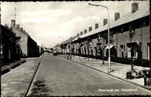 Ak Noordwijk aan Zee Südholland, Jan Kloosstraat