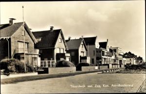 Ak Noordwijk aan Zee Südholland, Kon. Astridboulevard