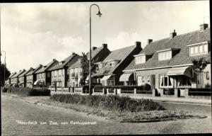Ak Noordwijk aan Zee Südholland, van Panhuysstraat