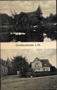 Ak Großenbrode in Ostholstein, Ortspartien