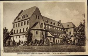 Ak Biesdorf Berlin Marzahn, Exerzitienhaus, Fortuna Allee 31-37