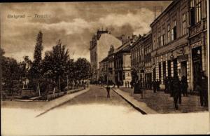 Ak Belgrad Beograd Serbien, Terazija