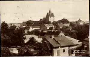 Ak Nowogard Naugard Pommern, Panorama
