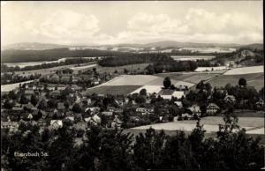 Ak Ebersbach-Neugersdorf in Sachsen, Ort mit Umgebung