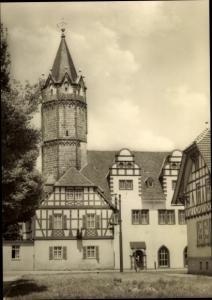 Ak Stadtilm in Thüringen, Rathaus