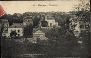 Ak Thorigny sur Marne Seine et Marne, Vue Générale