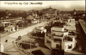 Ak Paris, Exposition des Arts Decoratifs 1925, Vue générale