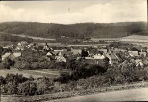 Ak Wienrode Blankenburg am Harz, Panorama des Ortes