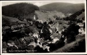Ak Wildemann Clausthal Zellerfeld im Oberharz, Totalansicht