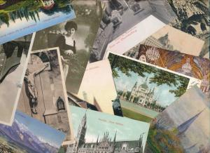 ca. 1200 schöne alte Ansichtskarten Motive, Ausland, Deutschland vor 1945