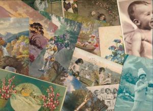 ca. 1000 schöne alte Ansichtskarten Motive, Ausland, Deutschland vor 1945
