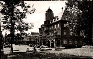Ak Menden im Sauerland, Rathaus