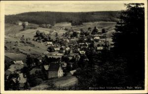 Ak Stützerbach Ilmenau Thüringer Wald, Panorama