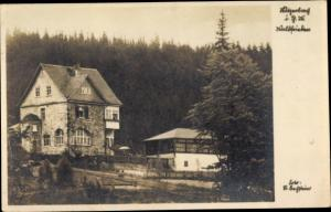 Foto Ak Stützerbach Ilmenau Thüringer Wald, Waldfrieden