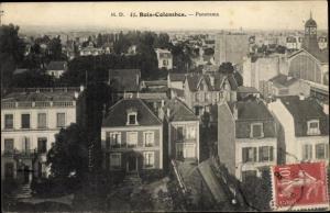 Ak Bois Colombes Hauts de Seine, Panorama