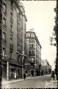 Ak Bois Colombes Hauts de Seine, Rue Victor-Hugo