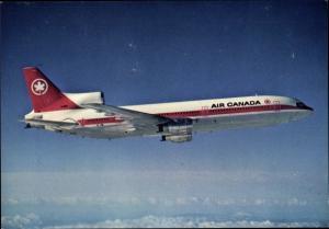 Ak Air Canada L 1011 Passagier Flugzeug