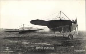 Ak Flugzeug Jeannin Stahltaube, RPH 133, Sanke 37