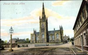 Ak Alloa Schottland, Parish Church