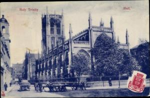 Ak Kingston upon Hull Yorkshire, Holy Trinity