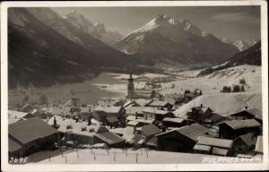 Ak Fulpmes in Tirol, Ansicht des Dorfes