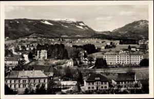 Ak Villach in Kärnten, Panorama vom Ort