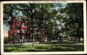 Ak Grand Rapids Michigan USA, Mount Mercy Academy