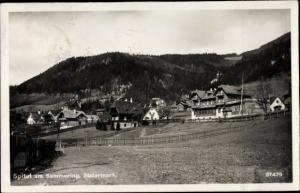 Ak Spital am Pyhrn in Oberösterreich, Semmering