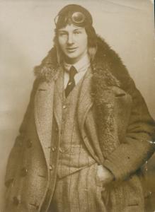 Foto Direktor Anton Fokker, Inhaber der Fokker Flugzeugwerke, Portrait, No. 10 199