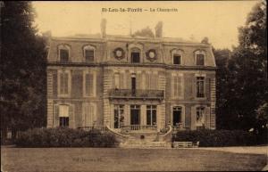Ak Saint Leu Val d´Oise, La Chaumette