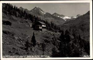 Ak Sölden in Tirol, Alpenwirtschaft Gaislach