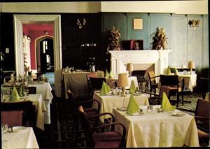 Ak Portland Dorset, The Georgian Restaurant at Pennsylvania Castle