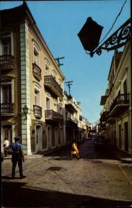 Ak San Juan Puerto Rico, Street