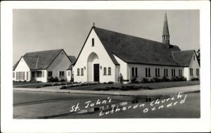 Ak Oxnard Kalifornien USA, St John's Lutheran Church