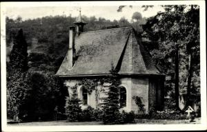 Ak Schönstatt Vallendar am Rhein, Gnadenkapelle