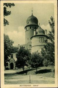 Ak Montabaur Rheinland Pfalz, Schloss