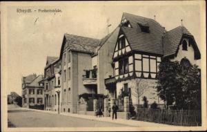 Ak Rheydt Mönchengladbach im Ruhrgebiet, Freiheitstraße