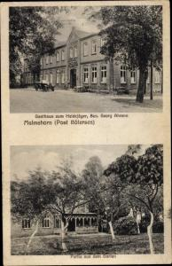 Ak Mulmshorn Rotenburg an der Wümme, Gasthaus zum Heidejäger
