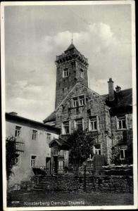 Ak Demitz-Thumitz in Sachsen, Klosterberg