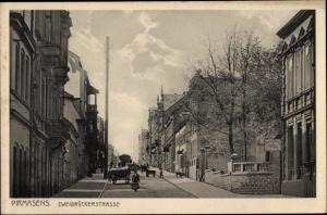 Ak Pirmasens am Pfälzerwald, Zweibrückerstraße