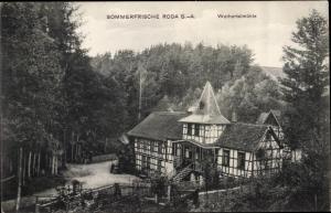Ak Roda Osterfeld Sachsen Anhalt, Weihertalmühle