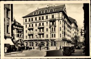 Ak Villach in Kärnten, Parkhotel
