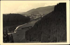 Ak Stützerbach Ilmenau Thüringer Wald, Berge, Wald, Ort