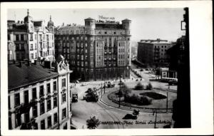 Ak Warszawa Warschau Polen, Plac Unii Lubelskiej
