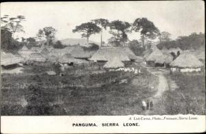 Ak Sierra Leone, Panguna, Ortspartie