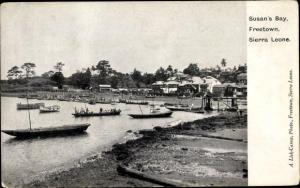 Ak Freetown Sierra Leone, Susan's Bay