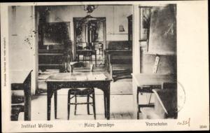 Ak Voorschoten Südholland, Instituu Wullings, Huize Beresteyn